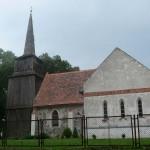 Kościół w Brojcach